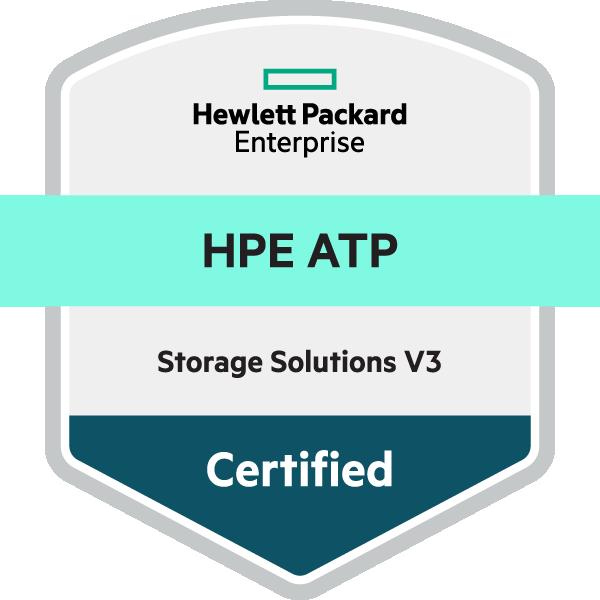 HPE ATP - Storage Solutions V3
