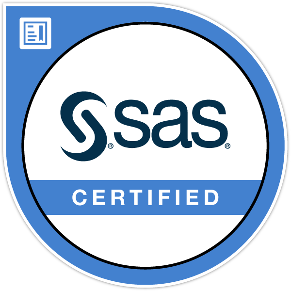 SAS® Certified Specialist: Natural Language Processing and Computer Vision Using SAS® Viya® 3.5