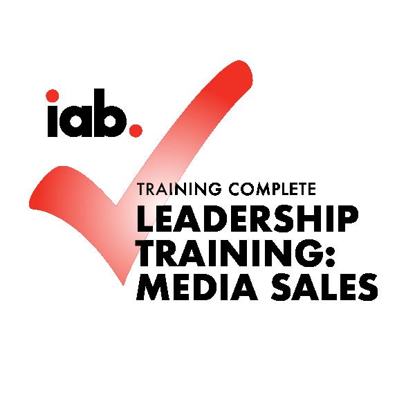 IAB Sales Leadership Training