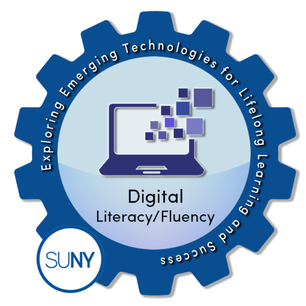 Digital Literacy Fluency - SUNY #EmTechMOOC