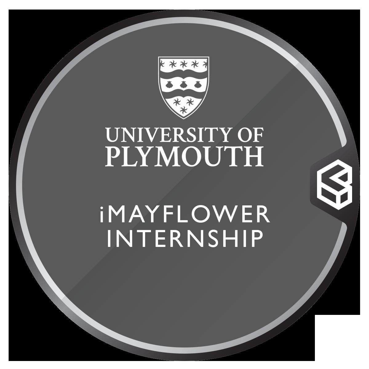 University of Plymouth iMayflower Virtual Internship