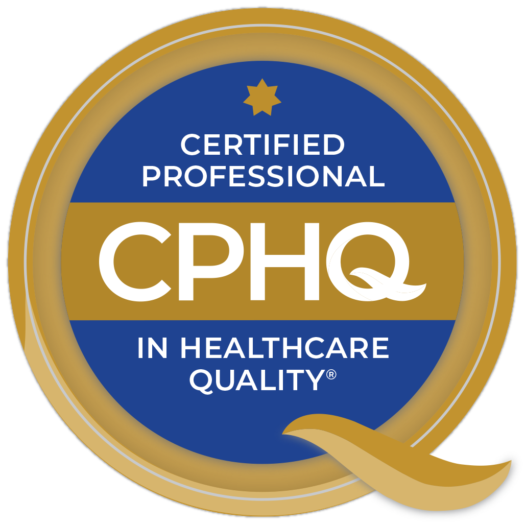 CPHQ Certification Image