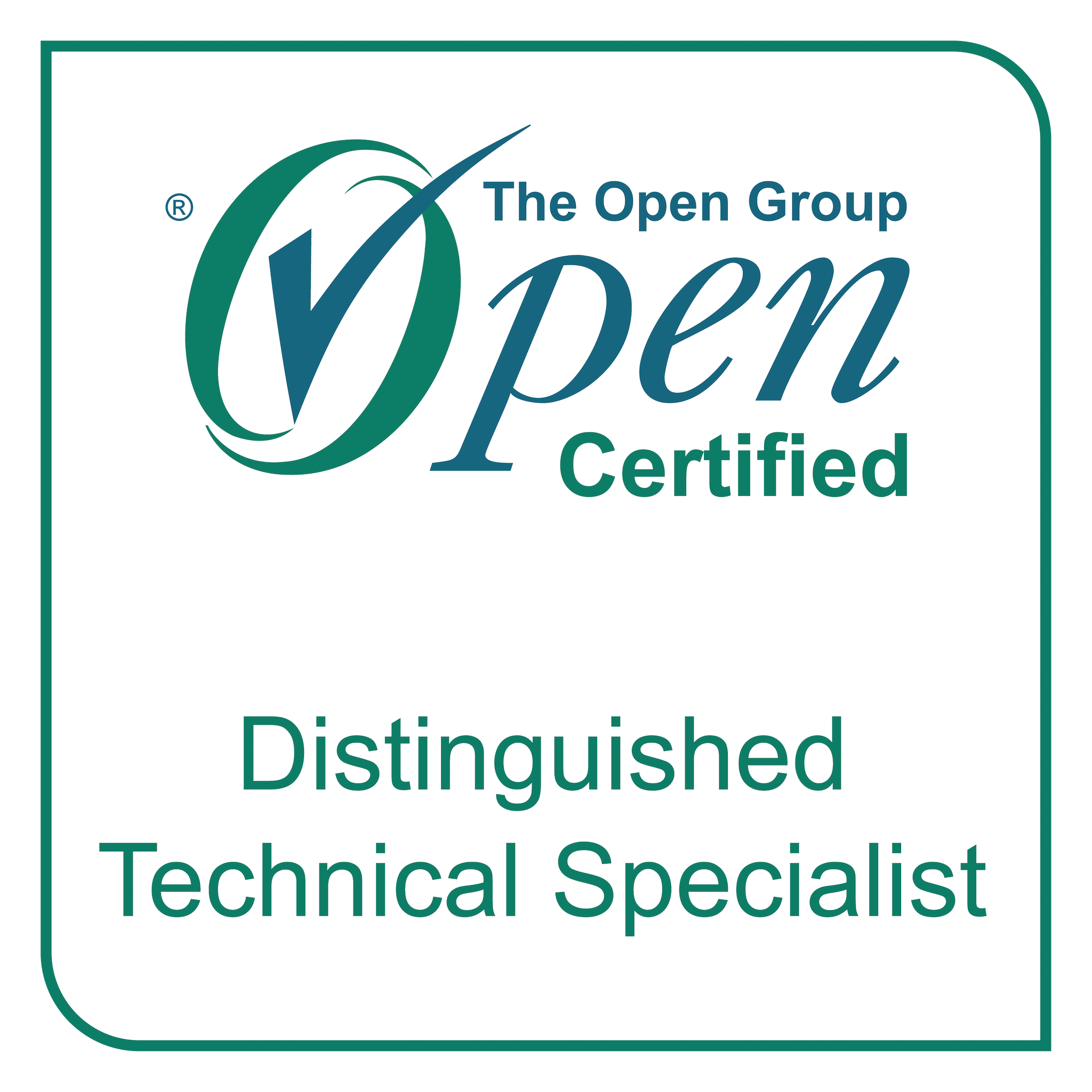 Professional Certification: Level 3 - Distinguished Technical Specialist