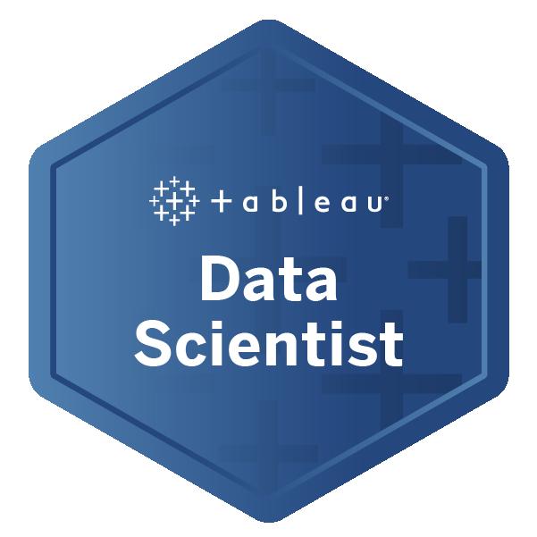 Tableau Data Scientist
