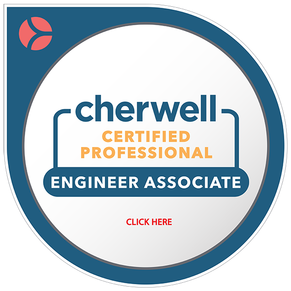 Cherwell Certified Professional Engineer Associate
