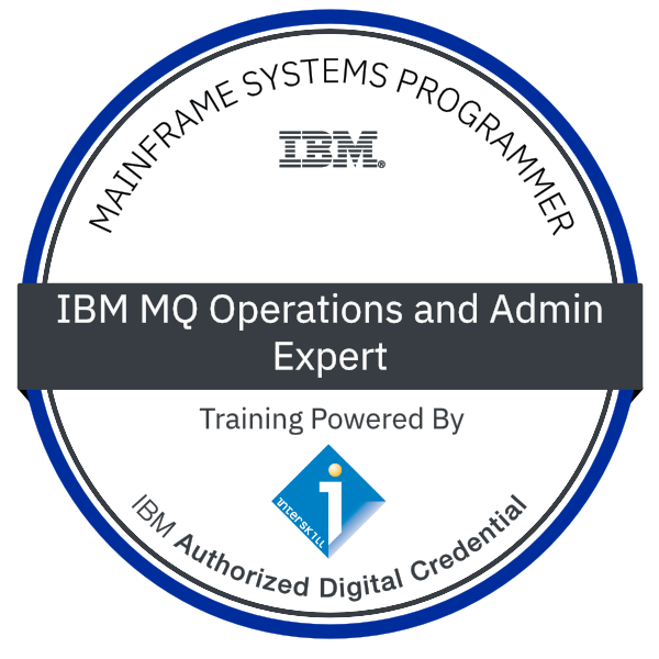 Interskill - IBM MQ - Operations and Administration - Expert