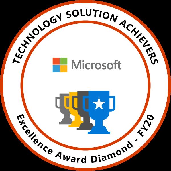 Excellence Award Diamond