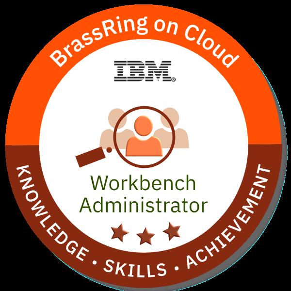 BrassRing on Cloud: Workbench