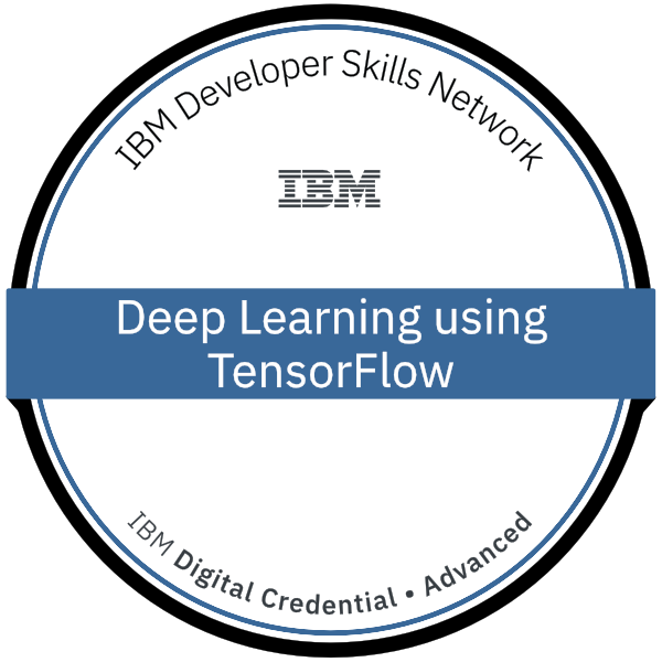 Deep Learning using TensorFlow