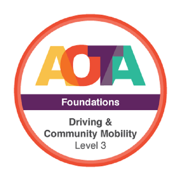 Occupational Therapy Driving and Community Mobility Level III