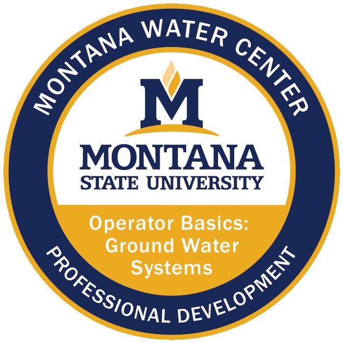 Operator Basics: Ground Water Systems