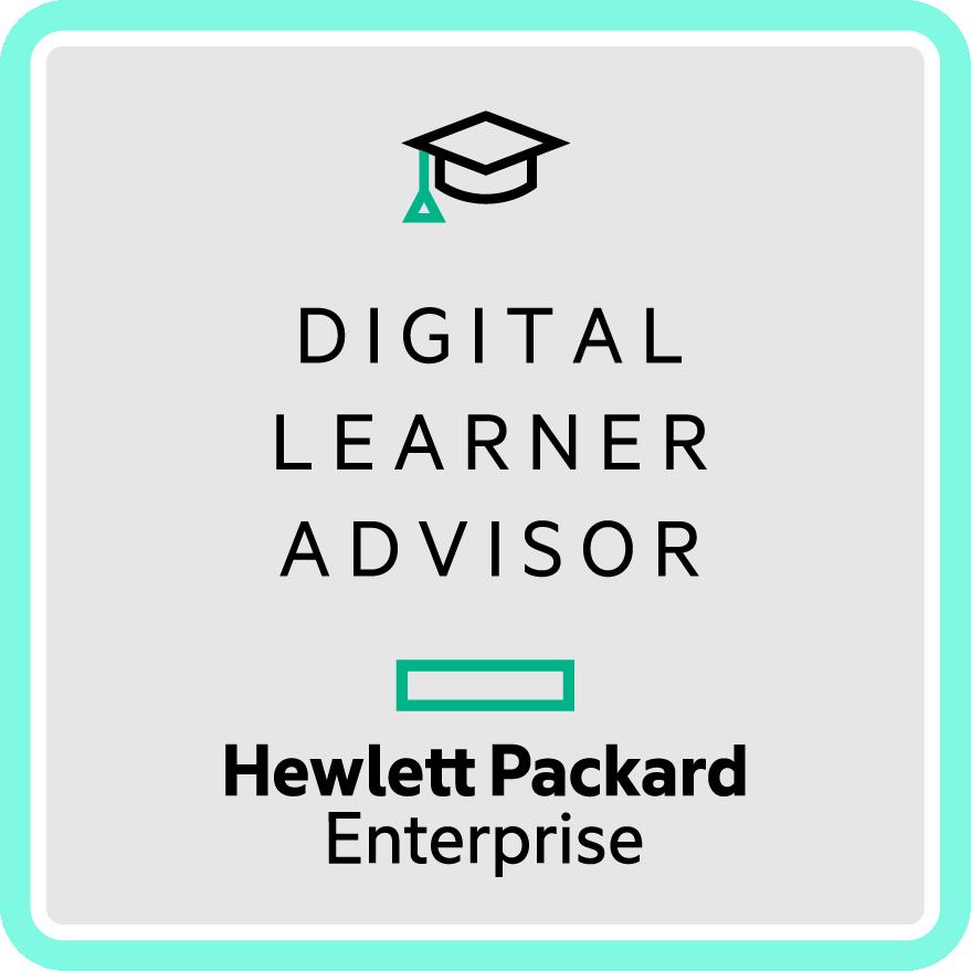 HPE Digital Learner Advisor