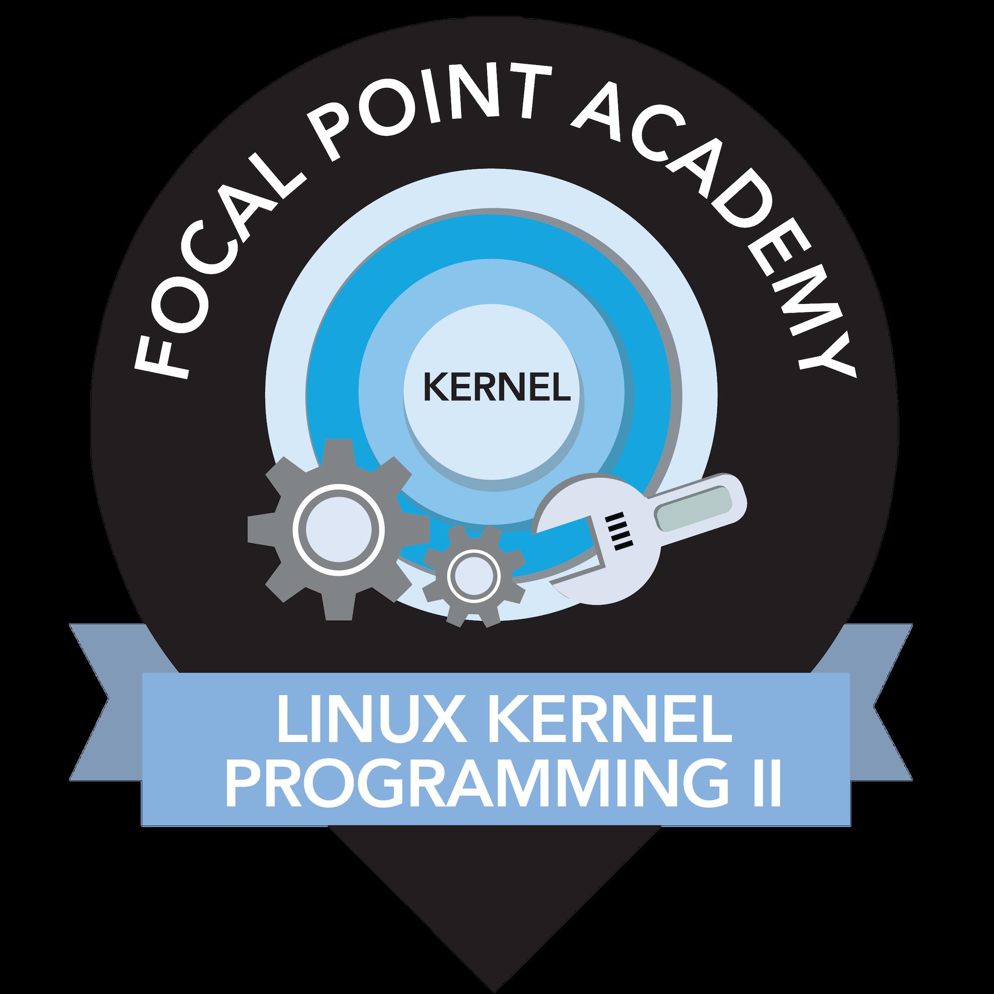 Linux Kernel Programming II