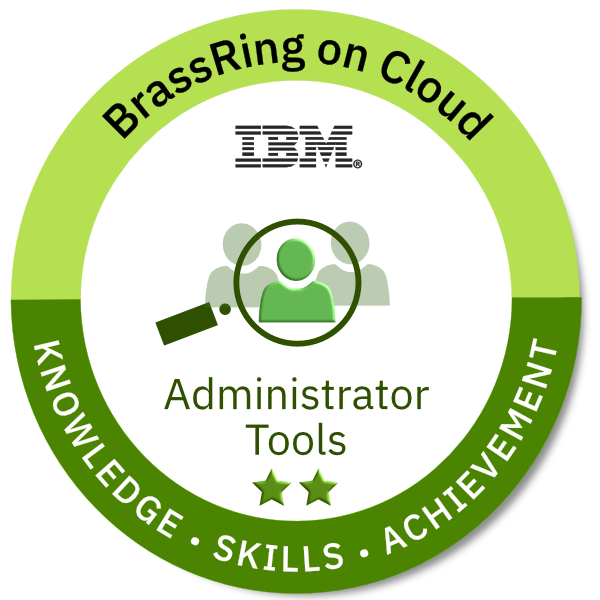 BrassRing on Cloud: Administrator Tools