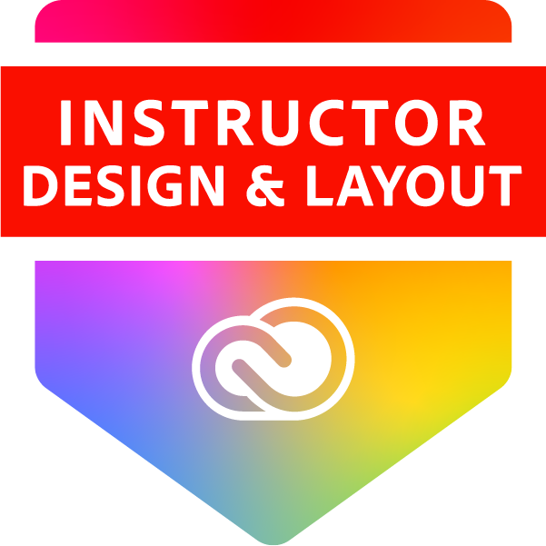 Adobe Certified Instructor - Creative Cloud Design & Layout Solutions