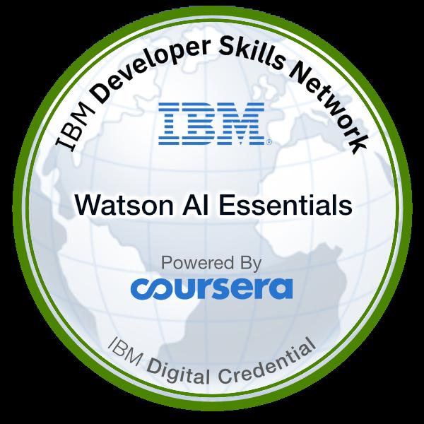 Watson AI Essentials