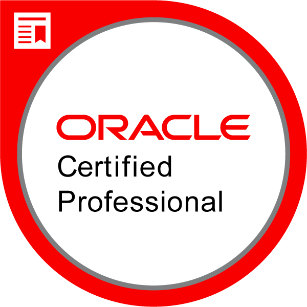 Oracle Forms Developer Certified Professional