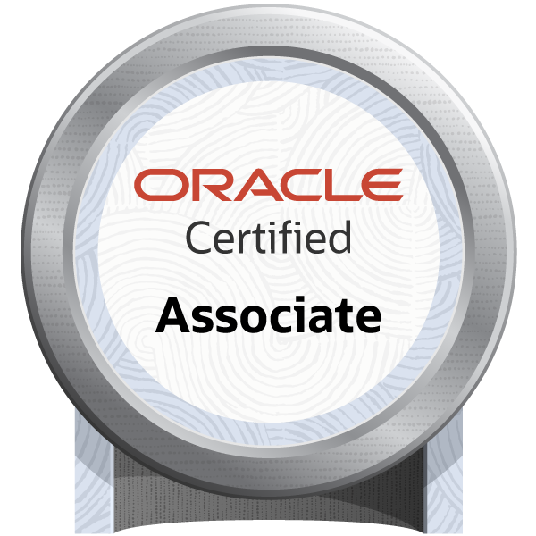 Oracle Database 12c Administrator Certified Associate