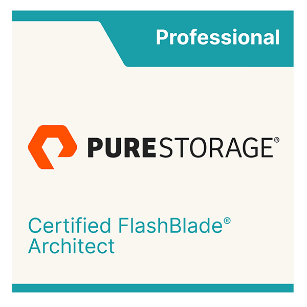 Pure Storage FlashBlade Architect Professional