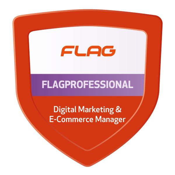 FLAGProfessional Digital Marketing & E-Commerce Manager