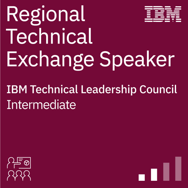 Regional Technical Exchange Speaker