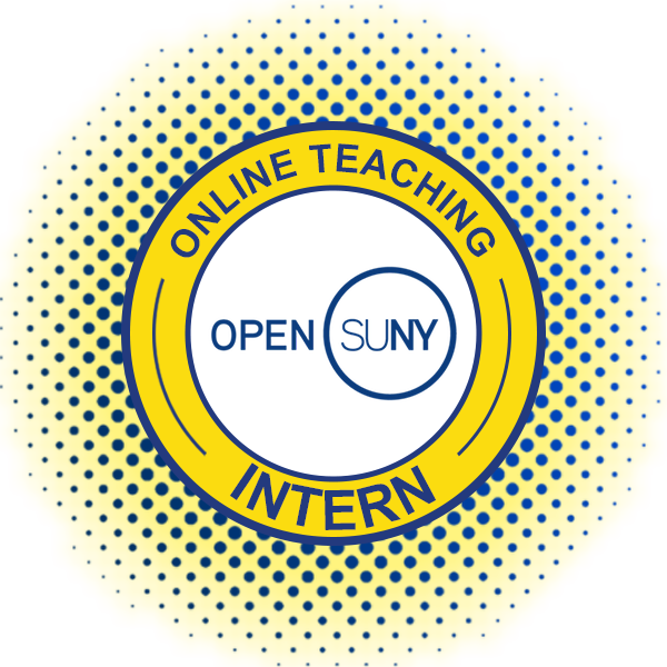 Open SUNY Online Teaching Intern
