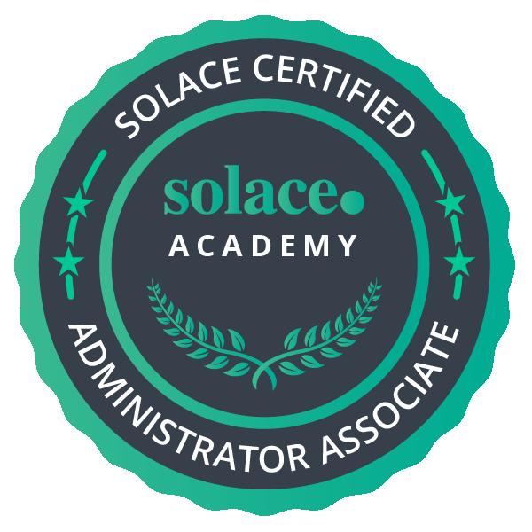 Solace Certified Event Broker Administrator Associate