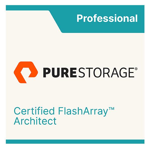 Pure Storage FlashArray Architect Professional