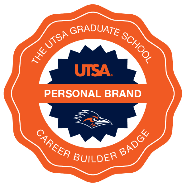 CAREER BUILDER: Developing Your Personal Brand