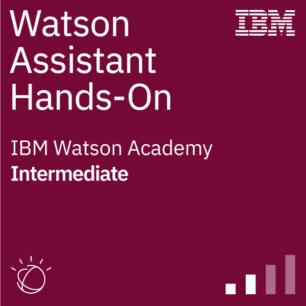 Watson Assistant Hands-On