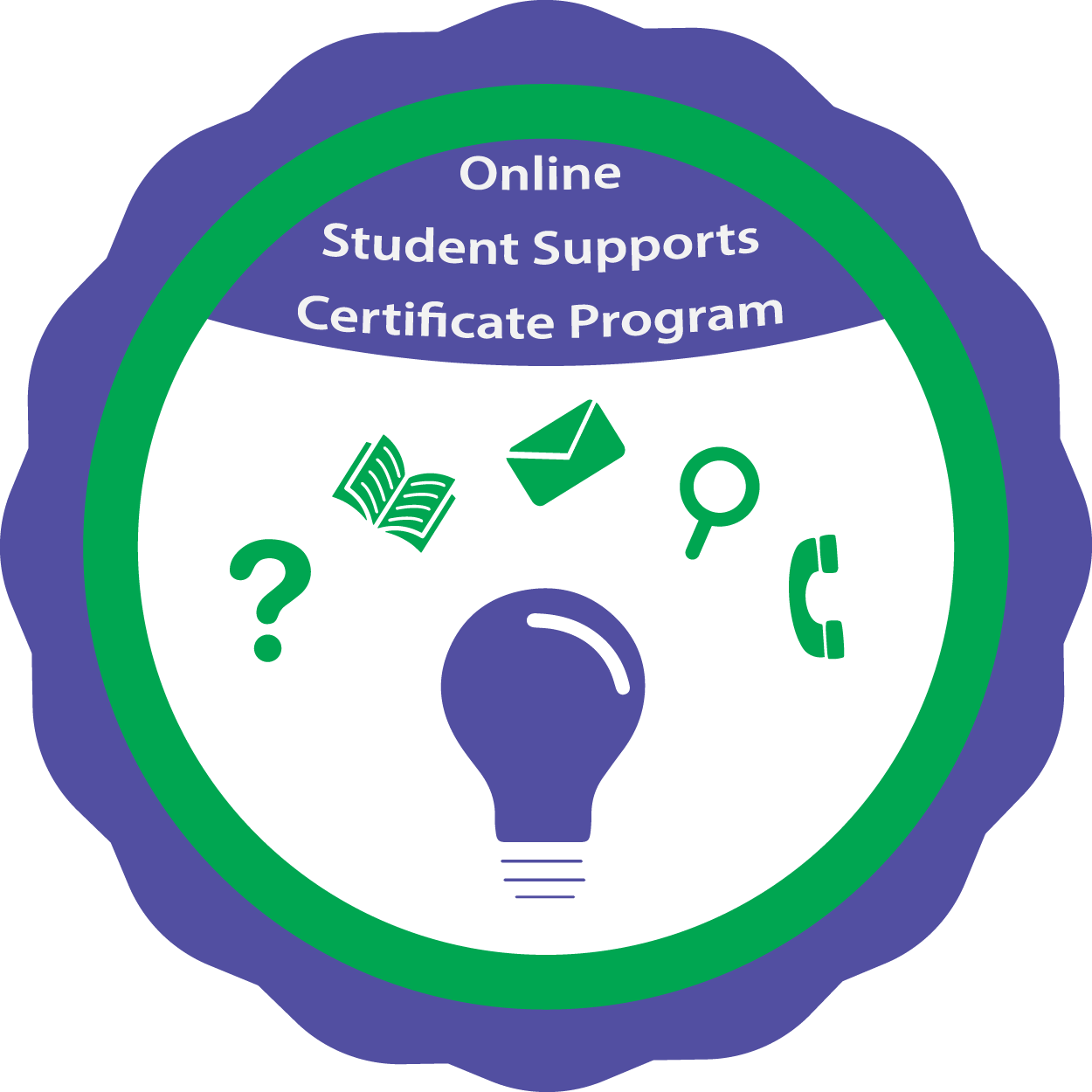 Online Student Supports Certificate Program
