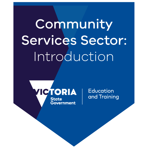 Getting started in the community services sector
