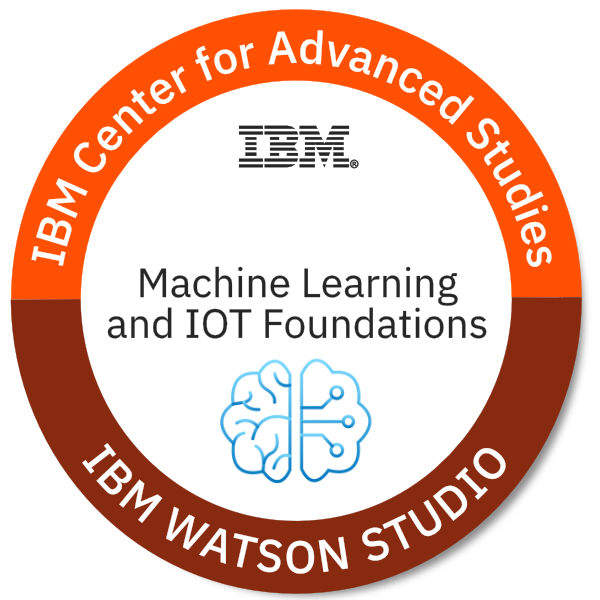 Machine Learning and IoT Foundations