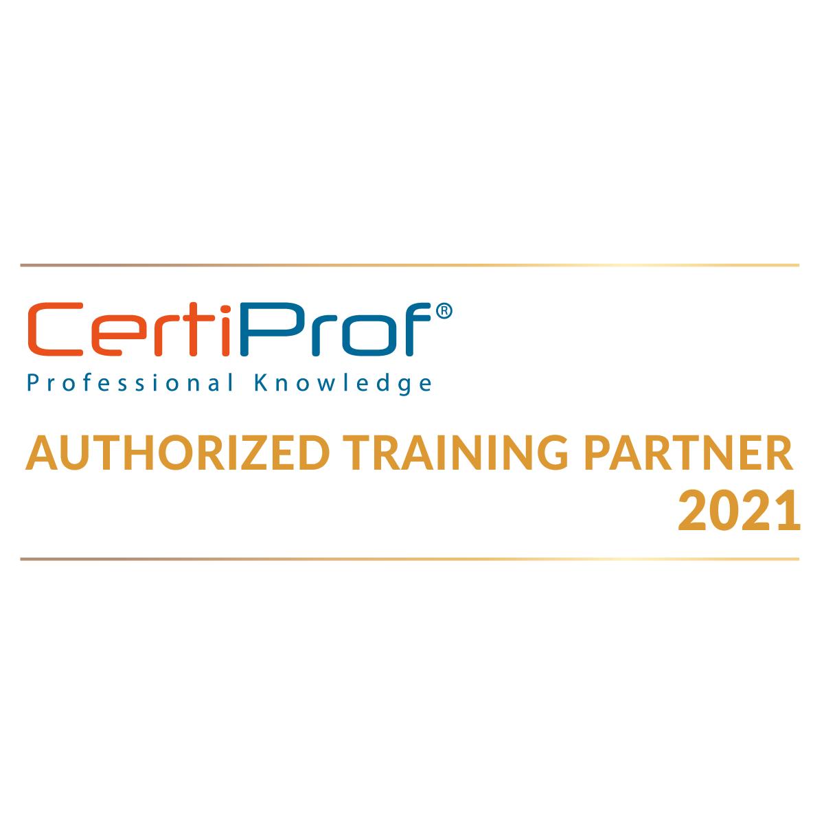 Authorized Training Partner 2021
