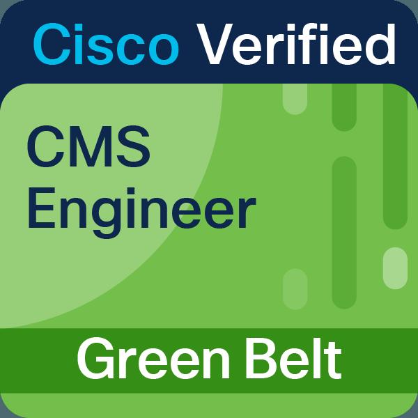CMS Engineer Green Belt