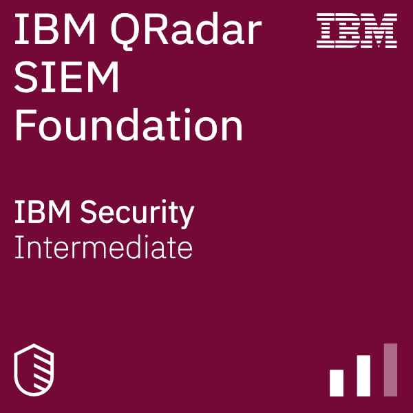 IBM QRadar SIEM Foundation