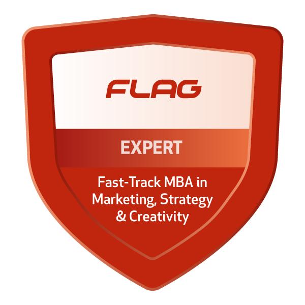Fast-Track MBA in Marketing, Strategy & Creativity