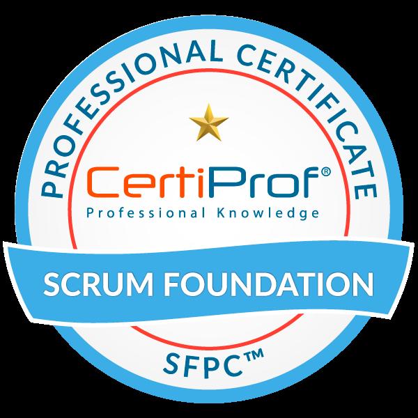 Scrum Foundation Professional Certificate - SFPC™