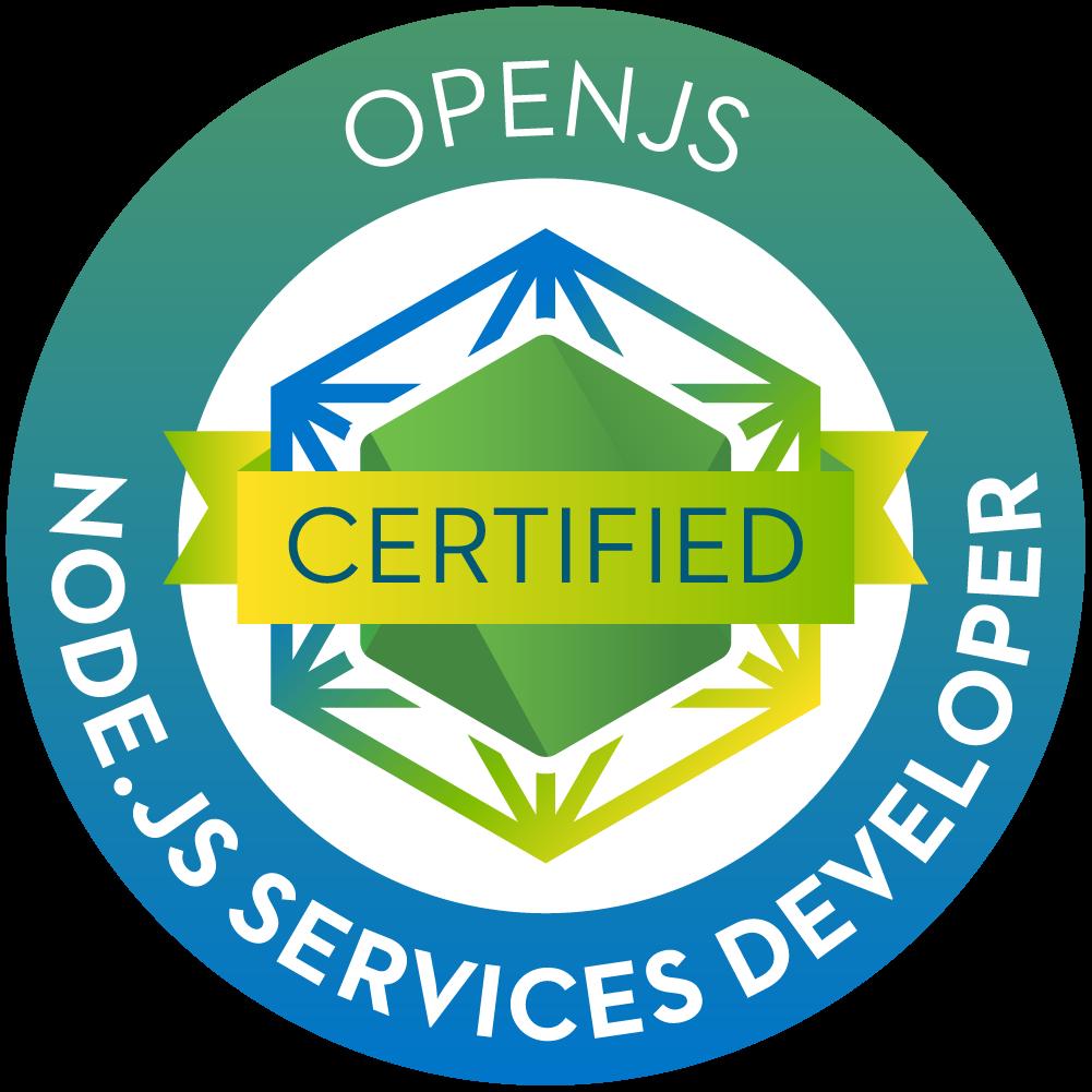 JSNSD: OpenJS Node.js Services Developer