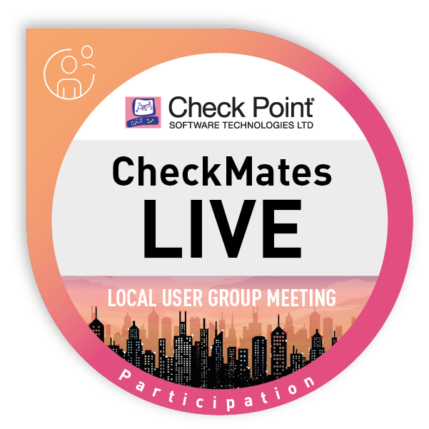 CheckMates Virtual Live Attendee 2020 - 2021