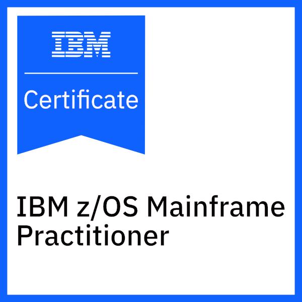IBM z/OS Mainframe Practitioner