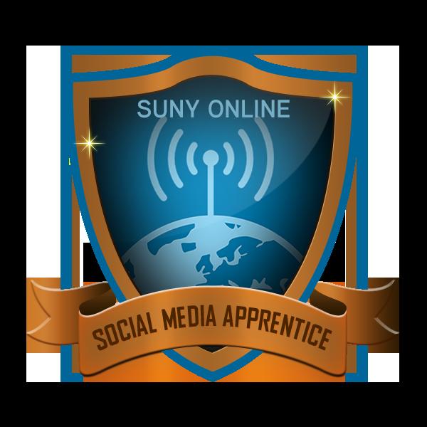 SUNY Online Social Media Apprentice
