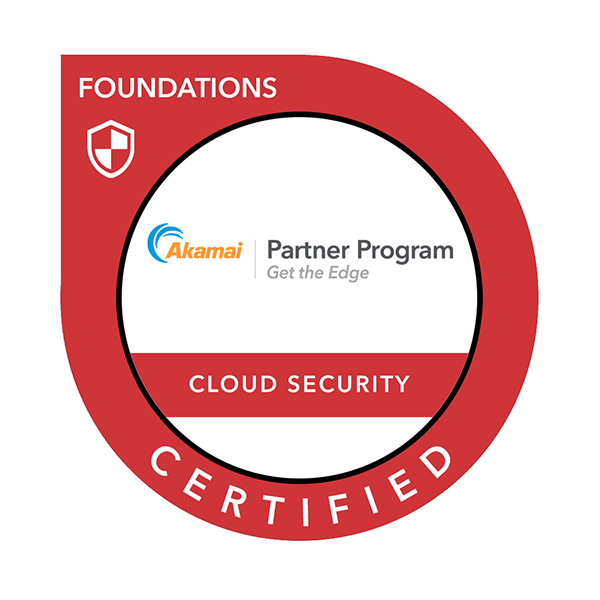 Akamai Partner Foundations Cloud Security