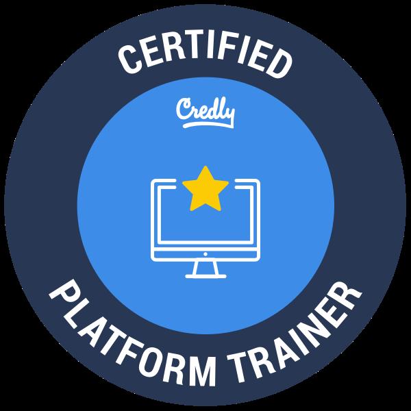 Certified Platform Trainer