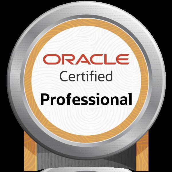 Oracle Certified Professional, Java SE 8 Programmer