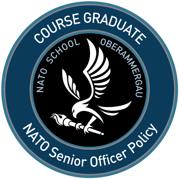 N5-31 NATO Senior Officer Policy Course