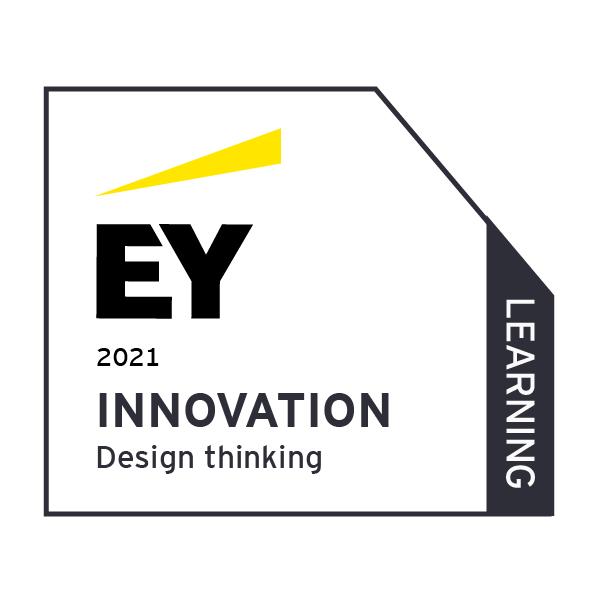 EY Innovation - Design thinking - Learning