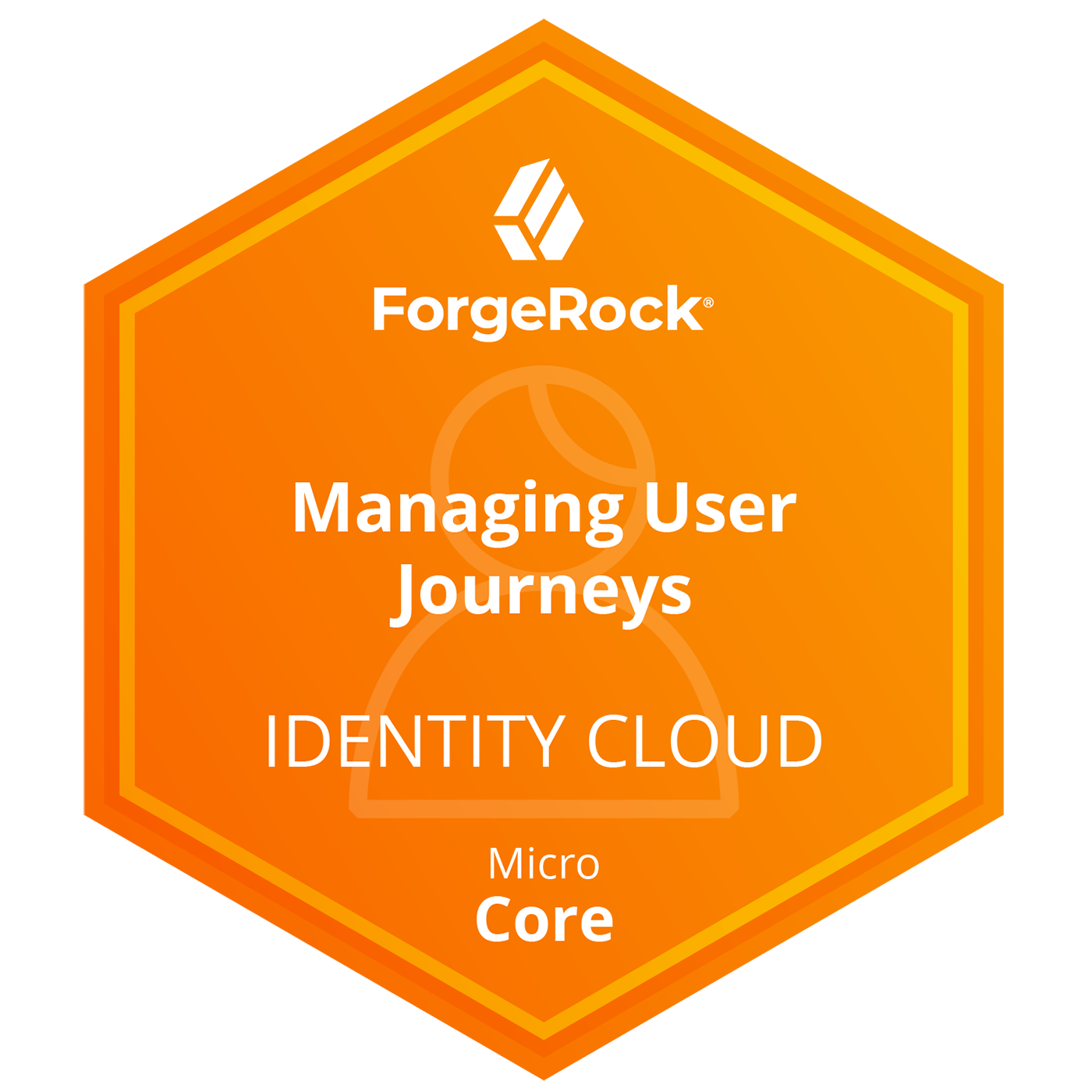 ForgeRock Identity Cloud Micro Core Skills - Managing User Journeys
