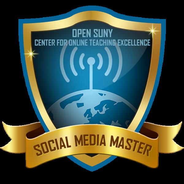 Open SUNY COTE Social Media Master