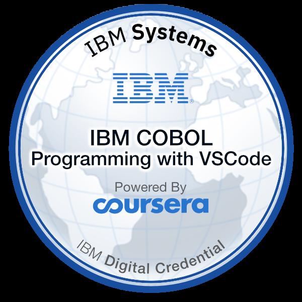 IBM COBOL Programming with VSCode